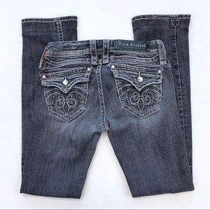 Rock Revival Sasha Straight Jeans